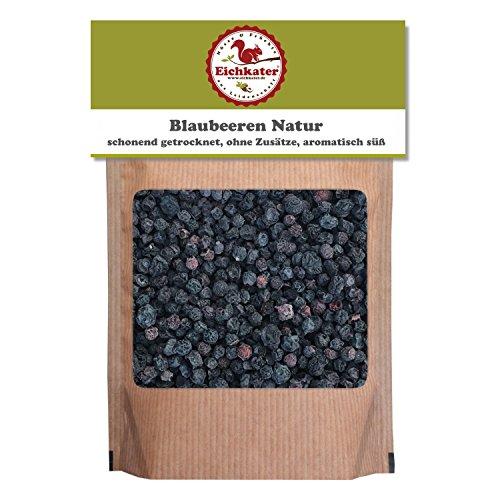 Eichkater Blaubeeren Natur 1er-Pack (1x500 g)