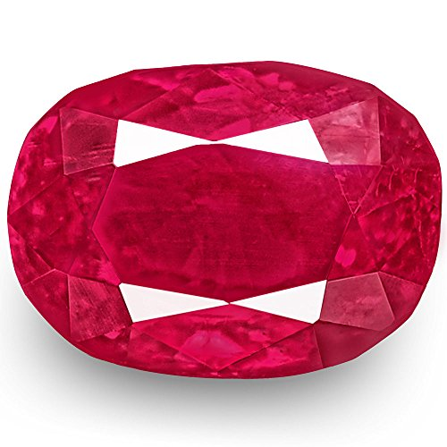 0.75-Carat Natural Ruby - 100% Unheated & Untreated, Mined in Burma, Certified by IGI, Premium Loose Gemstone