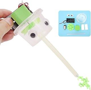 مجموعة أدوات مكنسة يدوية الصنع من مواد يدوية الصنع لعبة تعليمية علمية للأطفال