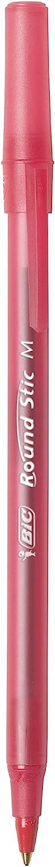 BIC Super-cheap Round Stic Xtra Life 2021 Ballpoint 1.0mm Point -- Medium Pen