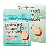 Elizavecca Milky Piggy Pure Hydro Gel Bouncy Eye Patch, 20 Count