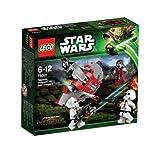 LEGO STAR WARS - Republic Troopers vs. Soldados Sith (75001)