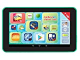 LexiTab 7' – Tablette tactile enfant, contenu éducatif et ludique, contrôle parental – Android, Wi-Fi, Bluetooth, Google Play, YouTube – Ref. MFC147