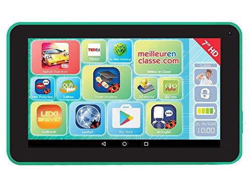 \'lexitab 7–Tablet Touchscreen Kinder, Inhalt lehrreich und witziger Kontrolle Parental–Android, WiFi, Bluetooth, Google Play, YouTube–ref. mfc147