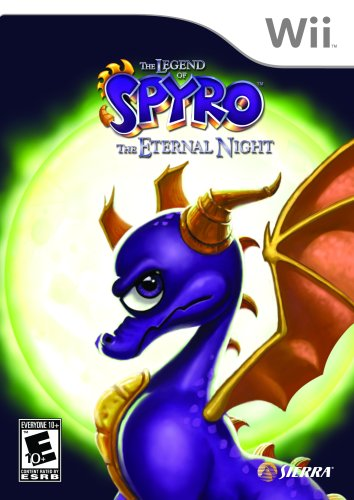 The Legend of Spyro: The Eternal Night - Nintendo Wii
