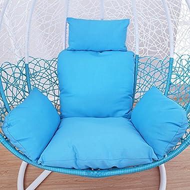 QTQZ A general swing seat cushion thick nest hanging chair back-B