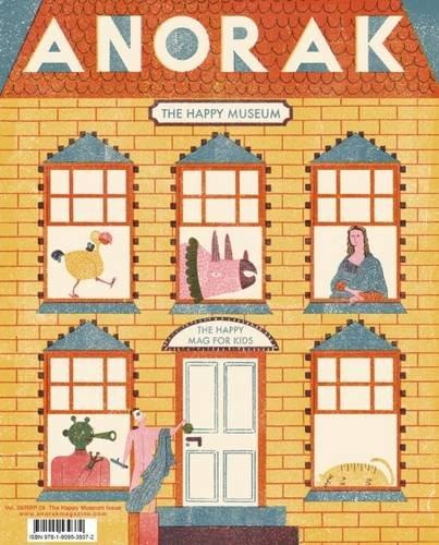 Anorak Magazine (Museums, Band 39)