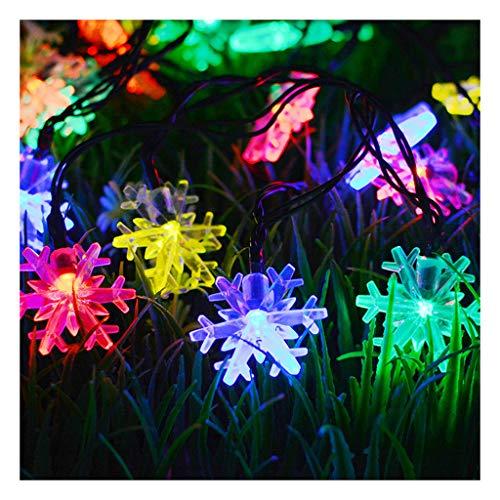 TAOBEGJ Luces Solares para Jardín, Luces LED Decorativas para Exteriores, Multicolor, Luz De Flores, Patio, Arte, Estacas, Lámpara para Patio, Patio, Camino, Decoración Navideña,Multicolor