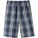 Schiesser Jungen Mix & Relax Longboxer Schlafanzughose, Blau (Jeansblau 816), 152 (Herstellergröße: S)