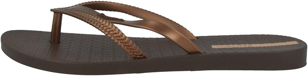 Ipanema Women's Flip Sandals Ranking TOP10 1 year warranty Multicolour Flop