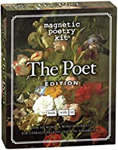 Magnetic Poetry Kit: the Poet Edition