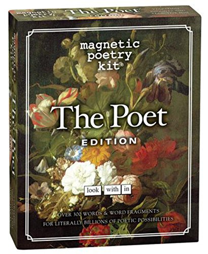 The Poet Edition: Magnetic Poetry Kit