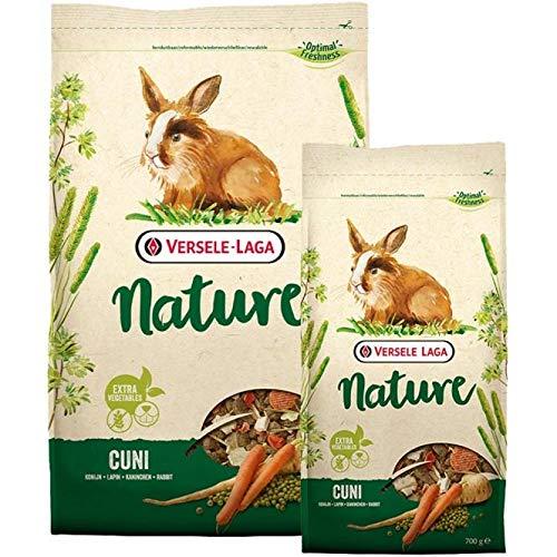 Versele-laga Nature Cuni Kaninchenfutter - 9 kg