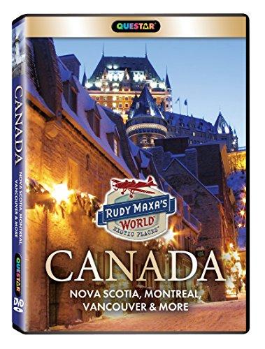 Rudy Maxa Travels: Canada