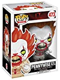 (With Teeth) - Funko POP Movies Stephen King's IT Pennywise 473 (With Teeth)...