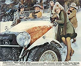 Monte Carlo OR Bust Lobby Card P Cook Dudley Moore Tony Curtis Susan Hampshire