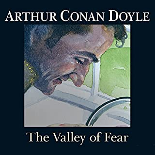 The Valley of Fear cover art