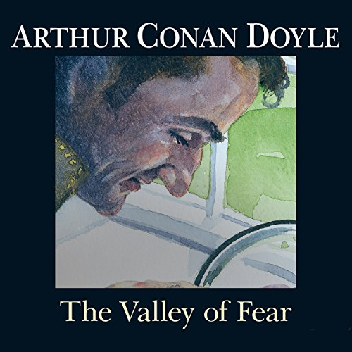 The Valley of Fear audiobook cover art