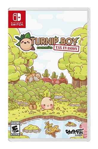 Turnip Boy Commits Tax Evasion -...