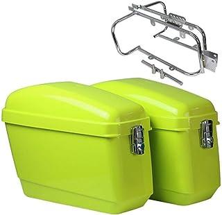 Amazon.es: Portaequipajes y cajas para moto - Nuevo / Portaequipajes y cajas / Maleteros y ...: Coche y moto