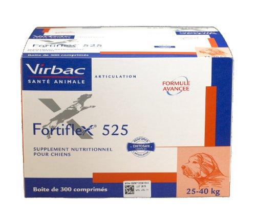 Fortiflex® 525 300 comprimés Complément articulations pour chien de plus de 25 Kg