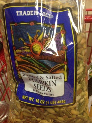 Trader Joe's Roasted & Salted Pumpkin Seeds
