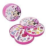 Disney - Set maquillaje infantil princesas Disney maletin maquillaje para niños niñas juego de maquillaje para niñas 5 años con 13 sombras regalo de princesa para niñas