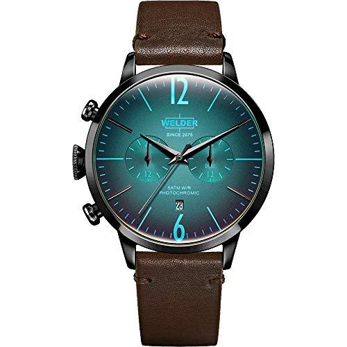 Welder smoothy WWRC207 Herren Quarzwerk Uhren