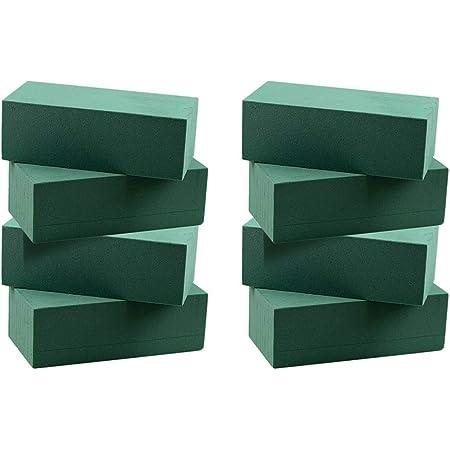 4 Pack humide sec mousse florale briques 2 x humide 2 x sec Oasis Florex Fleur briques