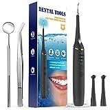 Kits Dentaires, Breett Hygiène Dentaire 5 en 1, Anti Tartre Dentaire, Plaque Dentaire, Tartre Dent, Blanchiment des dents, Nettoyage des dents