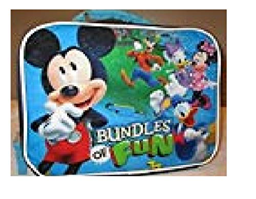 "Granny's Best Deals (C) Mickey Mouse Buddies of Fun 9.5"" Insulated Lunch Bag Lunch Box-Brand New with Tags"