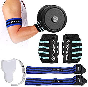 Tomshoo Occlusion Arm Wrist Fitness Band