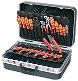 Knipex 00 21 20 Elektriker Werkzeugkoffer...