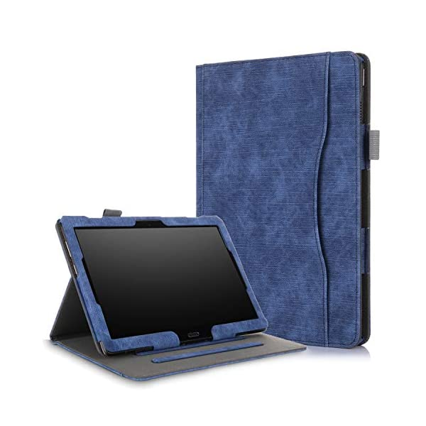 Xuanbeier Multifunctional Case for Lenovo Tab M10(TB-X505F TB-X505L TB-X605F TB-X605L) / P10(TB-X705F) with Multi-angles…