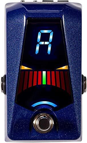 Korg Pitchblack Advance - Pédale accordeur - Sparkle blue