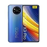 "POCO X3 Pro - Smartphone 6+128GB, 6,67"" 120Hz FHD+DotDisplay, Snapdragon 860, 48MP Quad Camera, 5160mAh, Frost Blue"