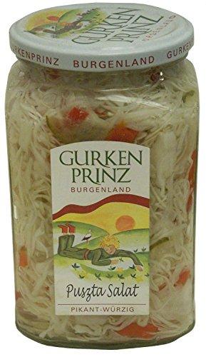 Puszta Salat 720 ml. - Gurkenprinz