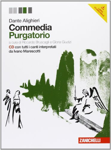 Commedia. Per le Scuole superiori. Con CD Audio. Con espansione online. Purgatorio (Vol. 2)