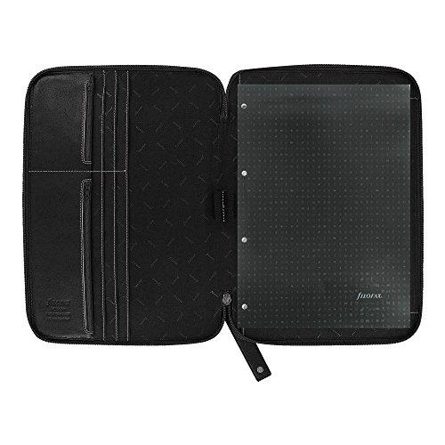 Filofax Holborn A4 Zipped Portfolio Black (B827342U)