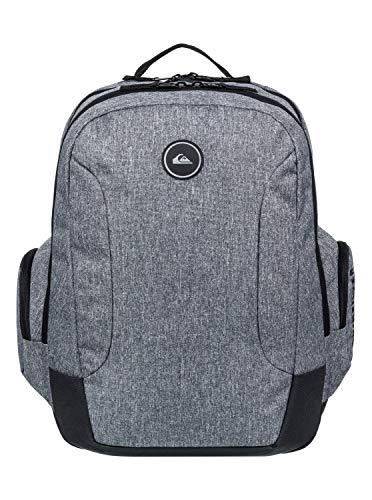 Quiksilver SCHOOLIE II Backpack, Hombre, Light Grey Heather, 1SZ