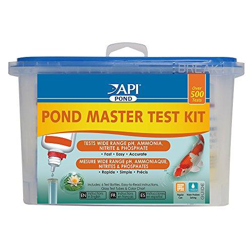 API Bassin Master Kit de Test de l'eau, Lot de 500