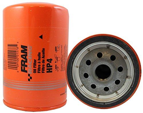 FRAM HP4 High Performance Spin-On Oil Filter