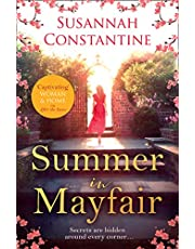 Summer in Mayfair: One of the most stunning books of 2020, perfect for readers of historical fiction and fans of Downton Abbey and The Crown
