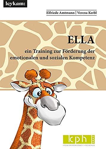 ELLA ein Training zur Förderung der emotionalen und sozialen Kompetenz
