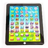 子供用タブレット学習機、子供インタラクティブ学習機知育玩具ラップトップコンピュータゲーム幼児(ランダムカラー)