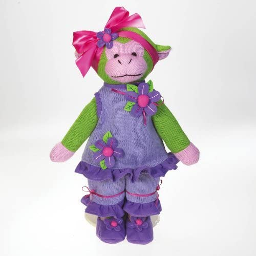 Boyd's 14 Knit Monkey Mimsy Knitbeary by Boyds Bear Collection