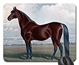 Mouse Pad - Horse Chestnut Thoroughbred Racehorse