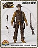 Dime Novel Legends 1/18 Scale (4' Tall) Old west Action Figure Cowpuncher