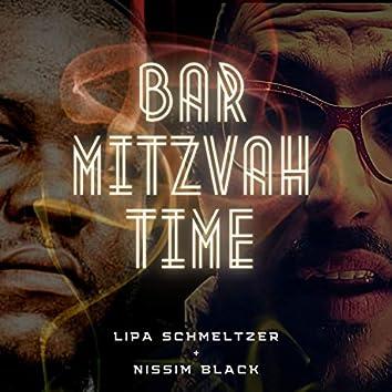 Bar Mitzvah Time