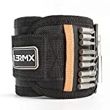 Magnetic Wristband, LX LERMX Magnets for Holding Screws Nails...